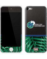 Dallas Mavericks Retro Palms Apple iPod Skin