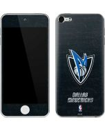 Dallas Mavericks Secondary Logo Apple iPod Skin