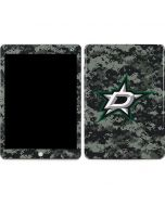 Dallas Stars Camo Apple iPad Skin