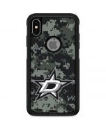 Dallas Stars Camo Otterbox Commuter iPhone Skin