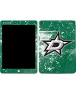 Dallas Stars Frozen Apple iPad Skin