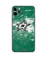 Dallas Stars Frozen iPhone 11 Pro Max Skin
