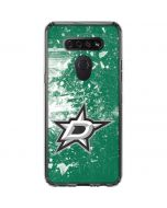 Dallas Stars Frozen LG K51/Q51 Clear Case