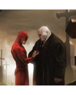 Daredevil and Kingpin In Cemetary Dell XPS Skin