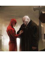 Daredevil and Kingpin In Cemetary HP Envy Skin