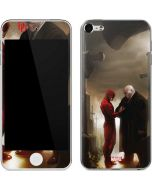 Daredevil and Kingpin In Cemetary Apple iPod Skin
