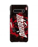Daredevil Grunge Galaxy S10 Plus Lite Case