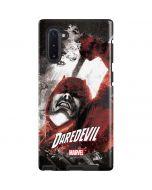 Daredevil In Action Galaxy Note 10 Pro Case