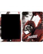 Daredevil In Action Apple iPad Skin