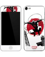 Daredevil Jumps Into Action Apple iPod Skin