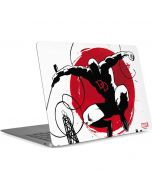 Daredevil Jumps Into Action Apple MacBook Air Skin