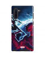 Daredevil vs Elektra Galaxy Note 10 Pro Case