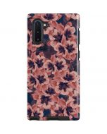Dark Tapestry Floral Galaxy Note 10 Pro Case