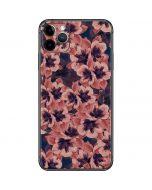 Dark Tapestry Floral iPhone 11 Pro Max Skin