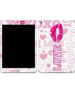 Day Lover Apple iPad Skin