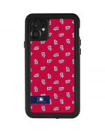St. Louis Cardinals Full Count iPhone 11 Waterproof Case