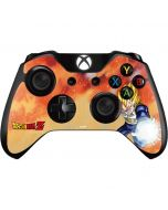 Dragon Ball Z Vegeta Xbox One Controller Skin