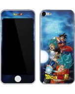 Goku Vegeta Super Ball Apple iPod Skin