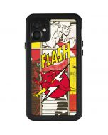 Flash Block Pattern iPhone 11 Waterproof Case