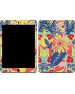 Mirrored Flowers Apple iPad Air Skin