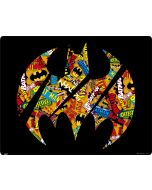 Batman Logo Craze Apple iPod Skin