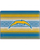 Los Angeles Chargers Trailblazer Galaxy Book Keyboard Folio 12in Skin