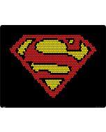 Superman Logo Pixels Apple iPad Skin