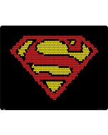 Superman Logo Pixels Amazon Echo Skin