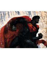 Superman Color Sketch Dell XPS Skin
