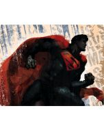 Superman Color Sketch Amazon Echo Skin