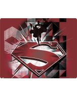 Red Superman Pattern Yoga 910 2-in-1 14in Touch-Screen Skin