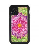 Ginseng Flower iPhone 11 Waterproof Case