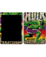 Hulk Battles The Inhumans Apple iPad Air Skin