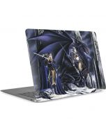 Dead of Winter Dragon and Warriors Apple MacBook Air Skin
