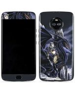 Dead of Winter Dragon and Warriors Moto X4 Skin