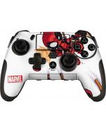 Deadpool Baby Fire PlayStation Scuf Vantage 2 Controller Skin
