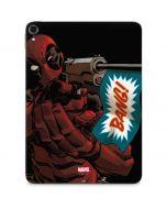 Deadpool Bang Apple iPad Pro Skin