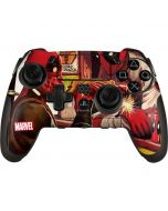 Deadpool Chimichangas PlayStation Scuf Vantage 2 Controller Skin