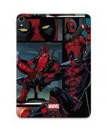 Deadpool Comic Apple iPad Pro Skin