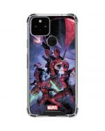 Deadpool Corps Google Pixel 5 Clear Case