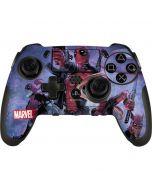 Deadpool Corps PlayStation Scuf Vantage 2 Controller Skin