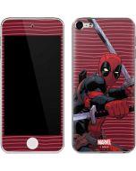 Deadpool Dual Wield Apple iPod Skin