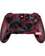 Deadpool Dual Wield PlayStation Scuf Vantage 2 Controller Skin
