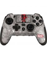 Deadpool Hello PlayStation Scuf Vantage 2 Controller Skin