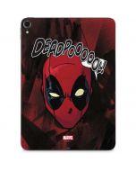 Deadpool Howl Apple iPad Pro Skin