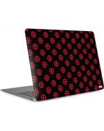 Deadpool Logo Print Apple MacBook Air Skin
