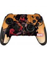 Deadpool Shiver Me Timbers PlayStation Scuf Vantage 2 Controller Skin