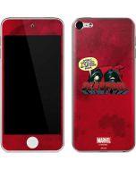Deadpool Sushi Apple iPod Skin