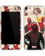 Deadpool Target Practice Apple iPod Skin