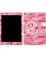 Green Bay Packers - Blast Pink Apple iPad Air Skin